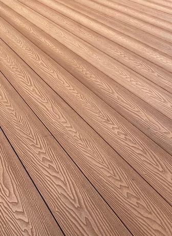 Deska tarasowa kompozytowa imitacja drewna