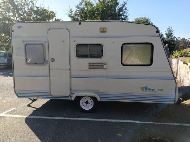 Caravana Caravelair 395 Silver