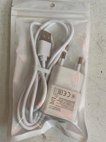Ładowarka USB-C 2A z kablem 1m