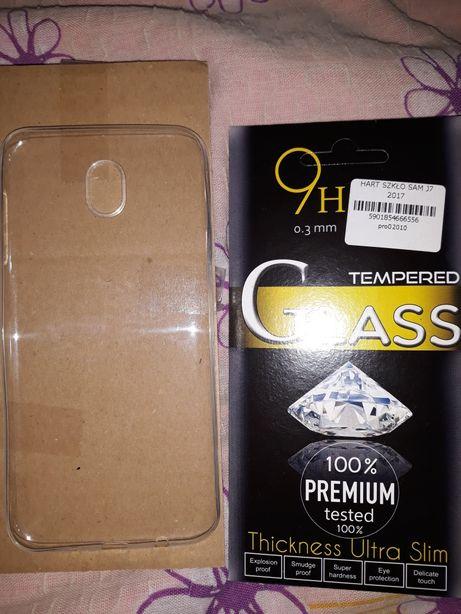 Etui Samsung Galaxy J7 2017 + szkło hartowane. OKAZJA !!!