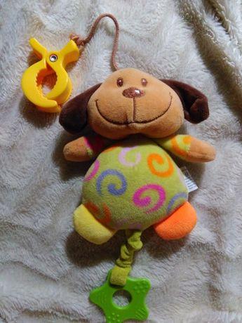 Zabawka dla malucha do wózka