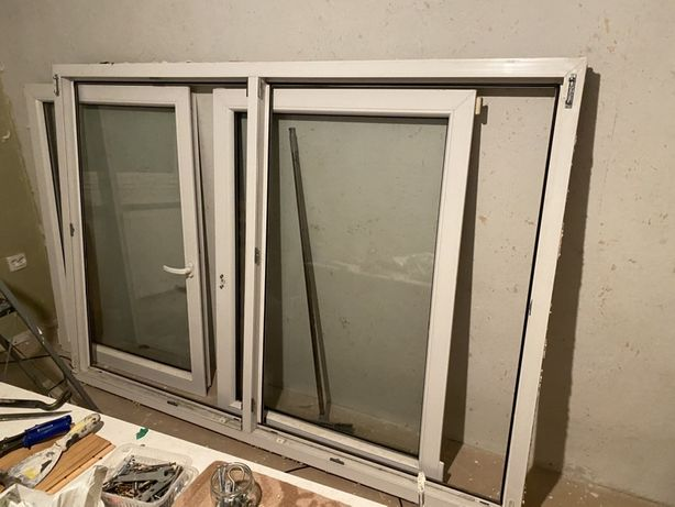 Okno 2m/150