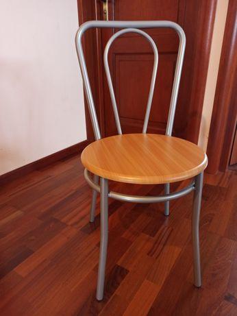 Krzesło Sorento Alu Lam Buk Nowy Styl