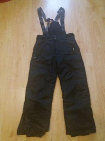 Spodnie narciarskie r.146-152