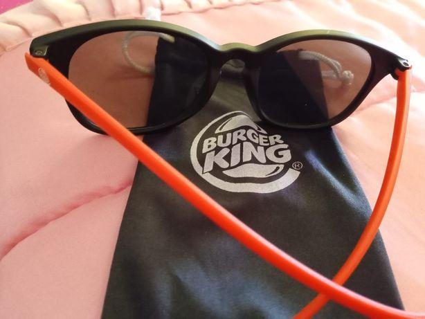 Óculos de sol burguer king
