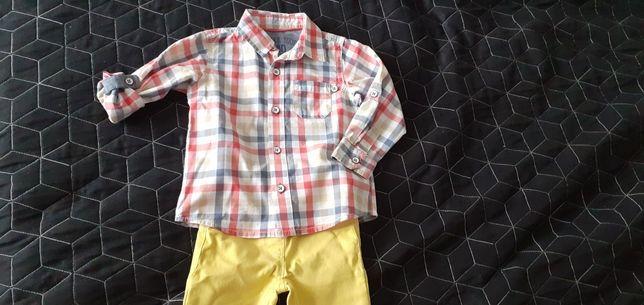 Koszula chłopięca Reserved 80