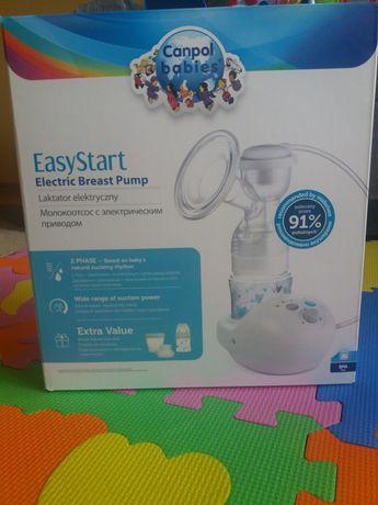 Laktator elektryczny Canpol babies Easy Start. Stan idealny. Gwarancja