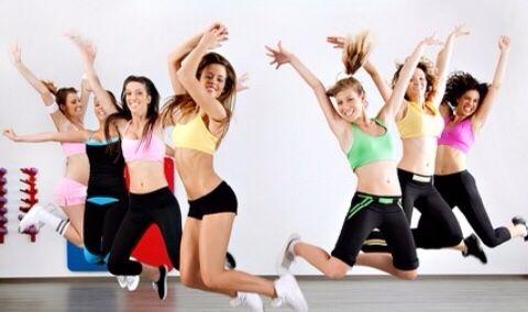Набор в группу Фитнес