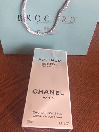 Духи шанель платинум, Chanel platinum egoiste
