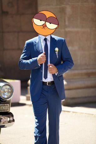 Мужской деловой костюм Crane