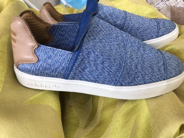 Кеды слипоны кроссовки туфли тапки адидас adidas