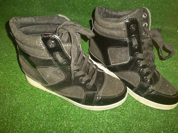 Saneksy  buty jak nowe 37/38 r