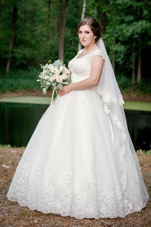 Весільне плаття... Не вінчане
