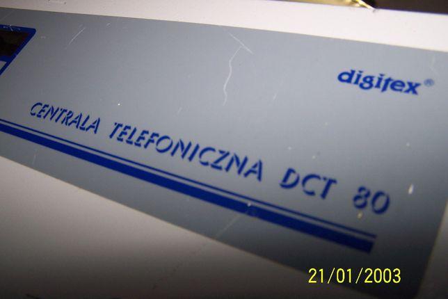 centrala telefoniczna dct 80 i pct80