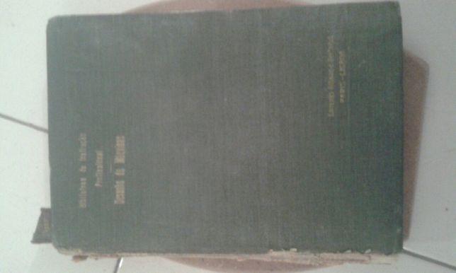 Livro escola industrial