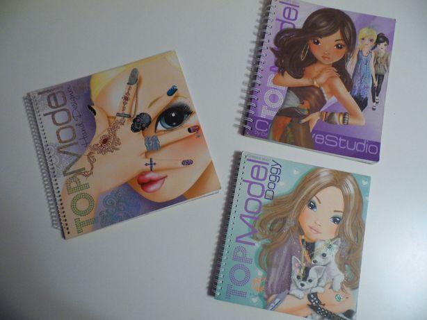 Kolorowanka TOP MODEL Hand Designer + bdb.+ gratis