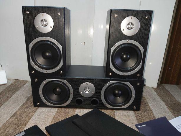 Колонки объёмного звучания Auna (Германия)