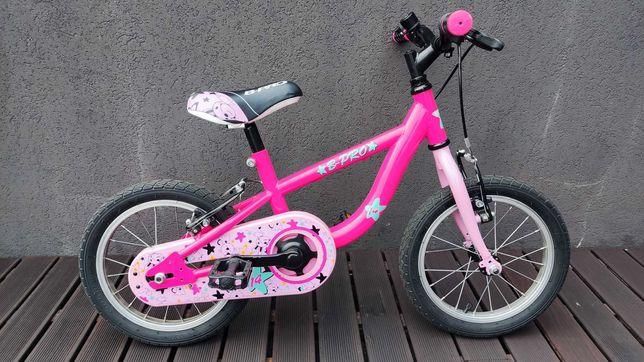 Bicicleta Criança B-Pro 14` - Rosa - Como Nova