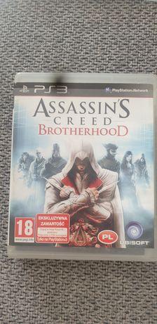 Assassin creed brotherhood ps3