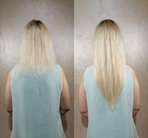 Акция наращивание волос