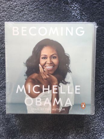 Michelle Obama - Becoming - English Audiobook