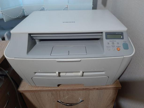 МФУ Samsung SCX-4100 принтер
