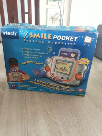 VTECH SMILE POCKET consola portátil