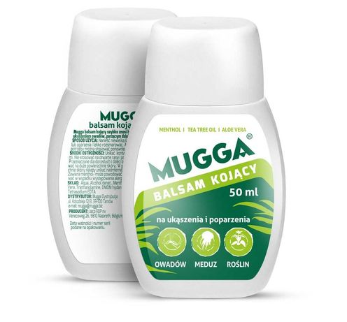Mugga balsam kojący na ukąszenia