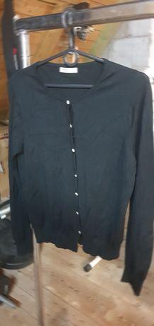 Czarny sweterek rozmiar 10-12