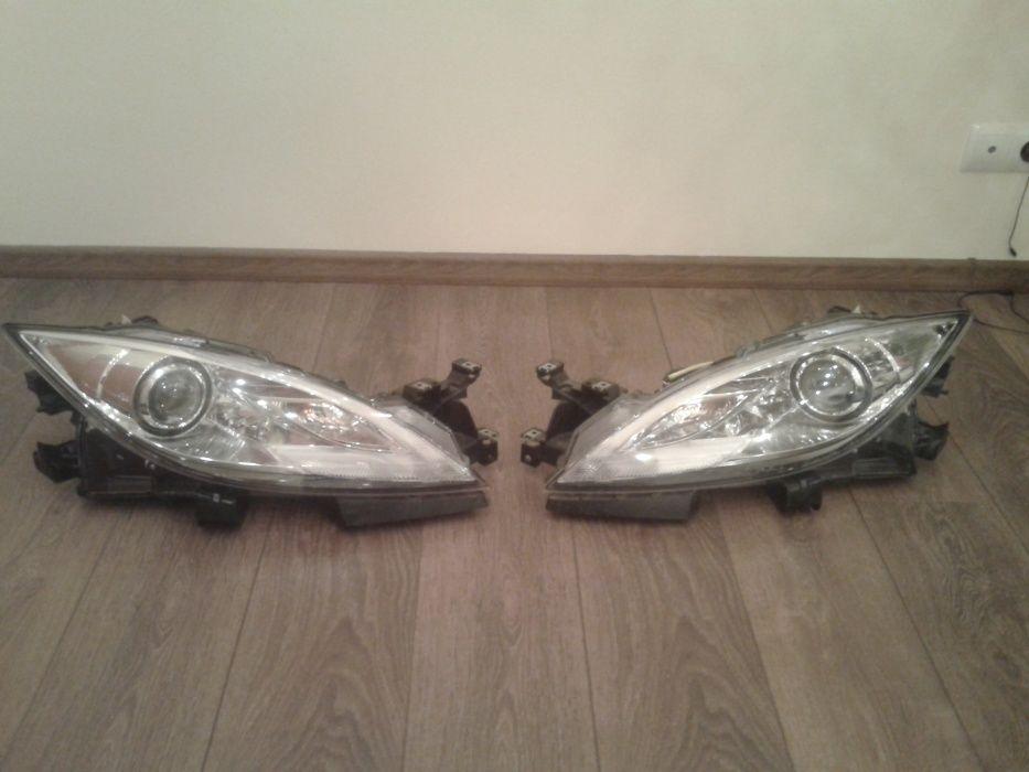 Фара фонарь Mazda 6 Ужгород - изображение 1