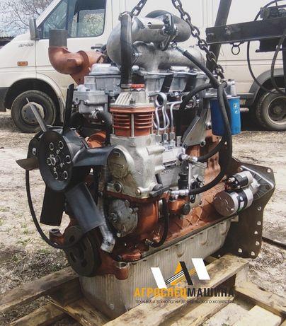 Двигатель мотор Д 240 с турбиной