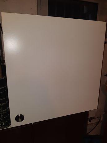 Szafka biała półmat