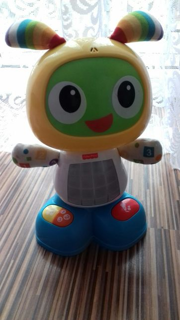 Prix de Robot Bebo Fisher