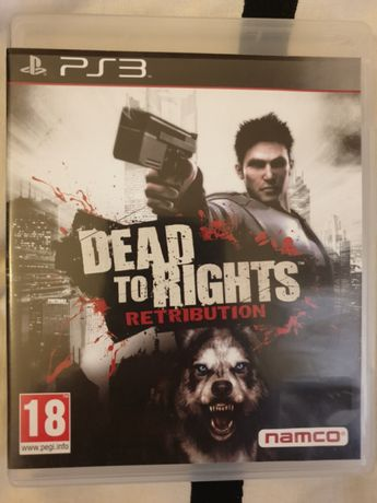 Dead To Rights ps3