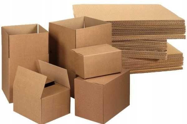 Pudełka kartonowe 380x250x300