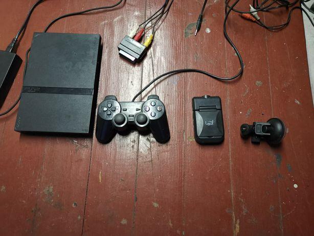 Ps2, Ps2 джойстик, видеорегистратор