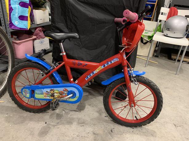Bicicleta Patrulha Pata