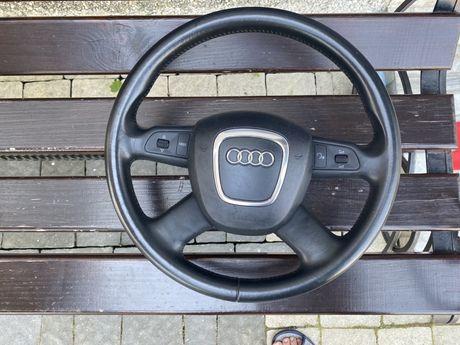 Руль с подогревом Audi