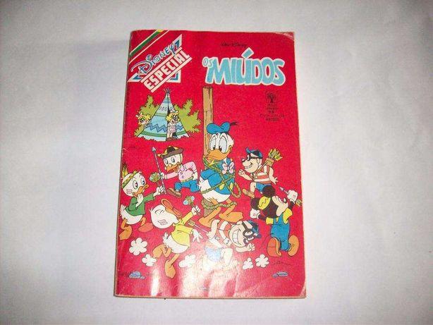 "Livro de banda desenhada – ""Disney Especial – Os Miúdos """