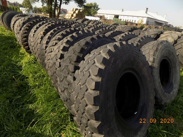 14.00R20 Różne marki: Dunlop/Continental/Michelin/Rigdon