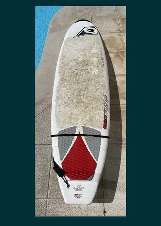8 Malibu 7.2 Evolution 6.8 Funboard prancha de surf epoxy nsp torq FCS