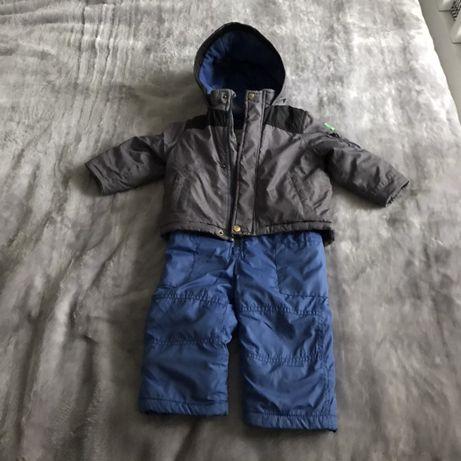 Комбинезон зимний куртка carter's 18 месяцев