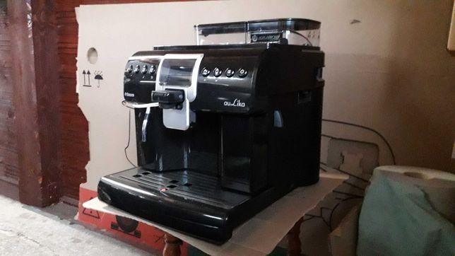 Ekspres do kawy SAECO AULIKA FOCUS, bardzo mało używany