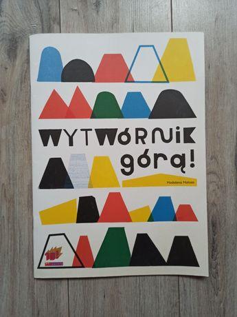 Wytwórnik górą M. Matoso - kreatywna książka - kolorowanka