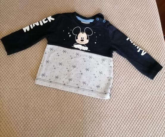 Bluzka chłopięca Myszka Miki