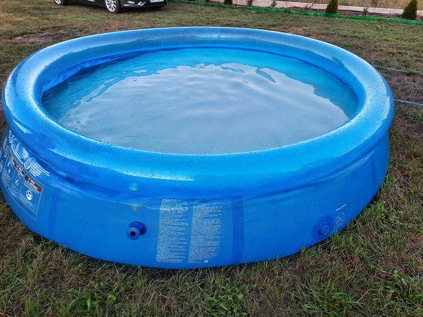 Sprzedam basen bestway fast-set pool