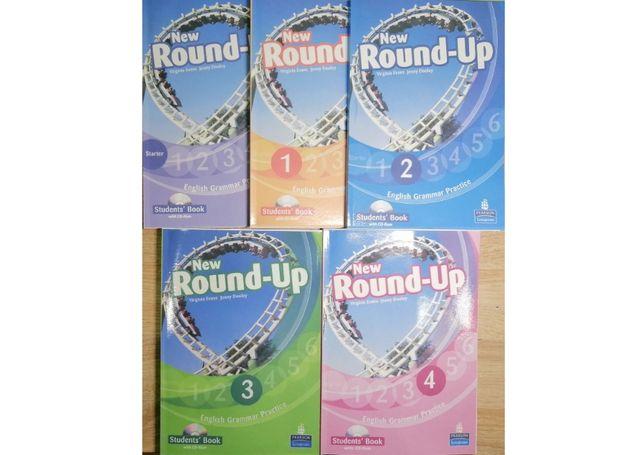 New Round Up: Starter, 1, 2, 3, 4, 5, 6 (новое издание)