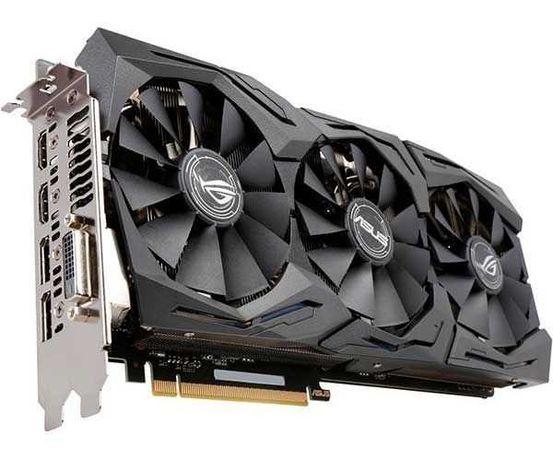 Placa Grafica Geforce GTX 1070 strix