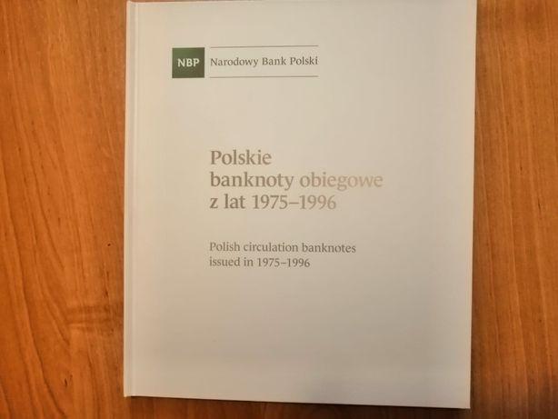POLSKIE banknoty obiegowe z lat 1975 do 1996