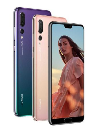 Naprawa zbitej szybki aparatu Huawei P20 PRO